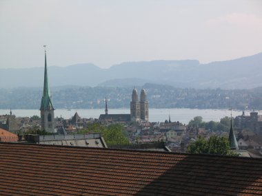 A picture of Zurich